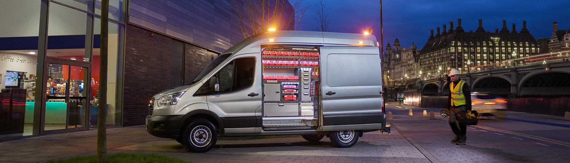 van electrical systems and lighting products