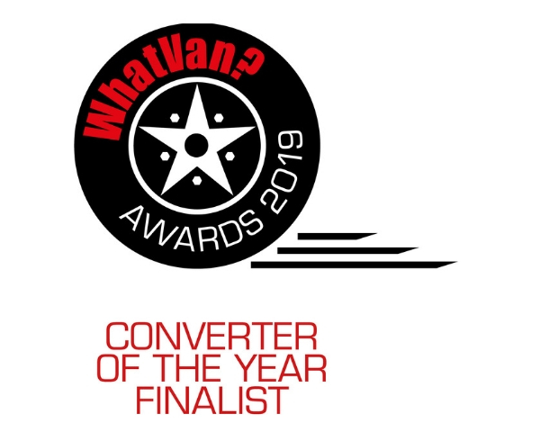 Tevo Nominated for the WhatVan? Converter of the Year Award 2019