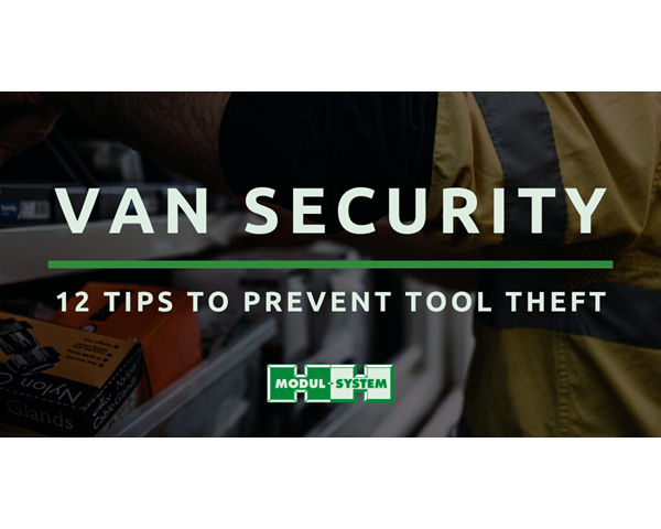 Van Security: 12 Tips to Prevent Theft [Guide]